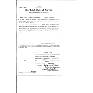 loup county dating Loup county clerk the county clerk's duties include recording all proceedings of the board and attending it's meetings they also must attend all meetings of the county board of equalization.